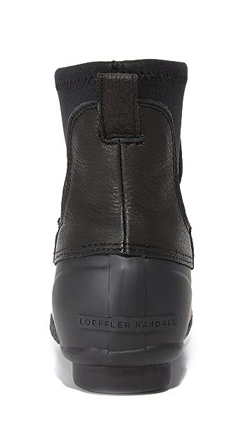 Loeffler Randall Hartley Shearling Booties