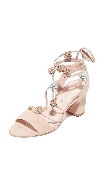 027756e6cc6 Loeffler Randall Bea Wrap Sandals