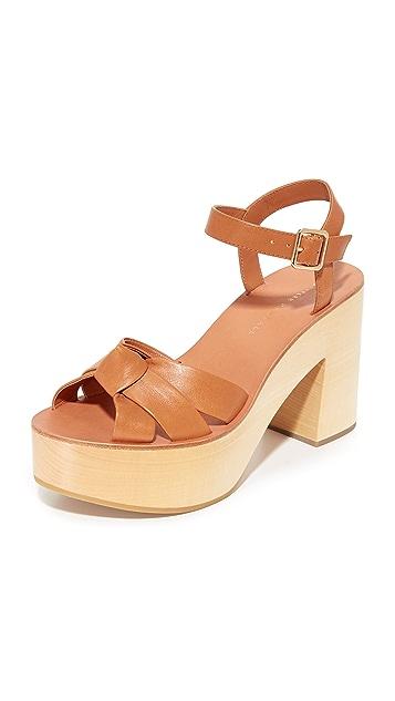 Loeffler Randall Elsa Platform Sandals