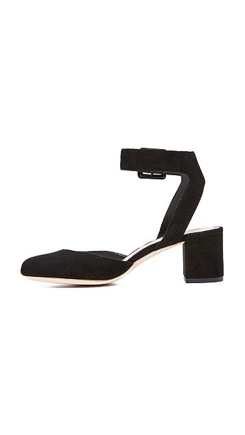 Loeffler Randall Cami Ankle Strap Pumps