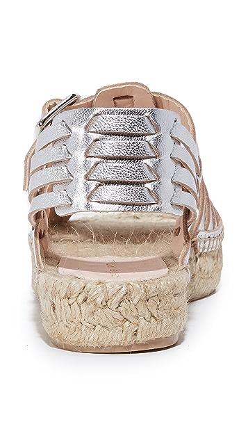 Loeffler Randall Reid Platform Sandals