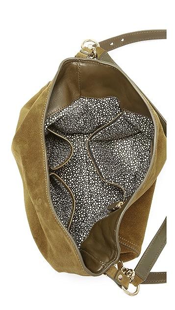 Loeffler Randall Mini Hobo Bag