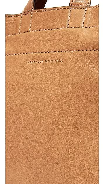 Loeffler Randall Ruffle Wristlet