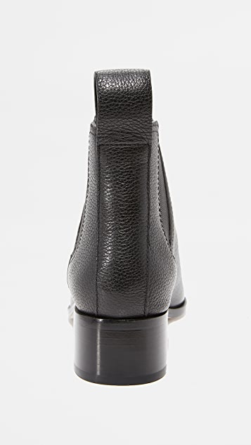 Loeffler Randall Nellie Pointed Toe Chelsea Booties