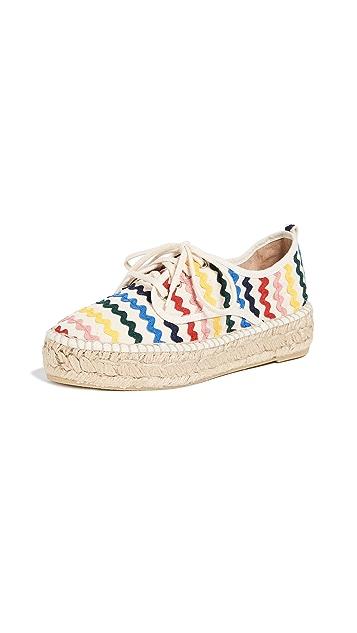 Loeffler Randall Alfie Espadrille Sneakers