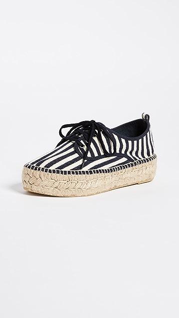 Loeffler Randall Alfie Espadrille Sneakers ...