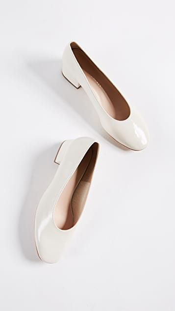 Loeffler Randall Brooks Low Heel Pumps