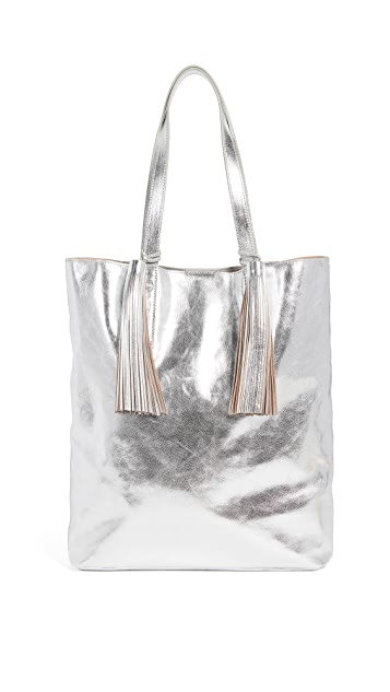 Loeffler Randall Cruise Tote with Tassels