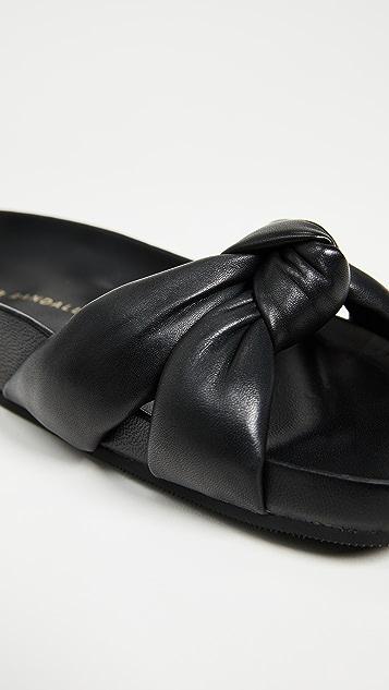 Loeffler Randall Gertie Knotted Slides