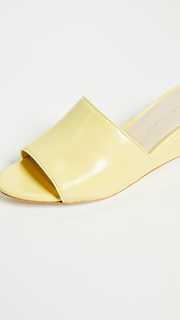 Loeffler Randall Tilly Demi Wedge Slides