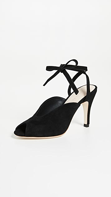 6ab89524d3e0 Loeffler Randall Mila Wrap Sandals