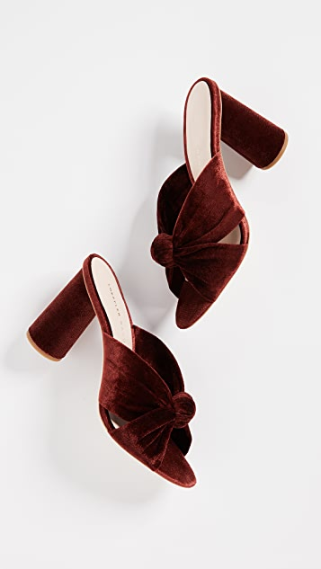Loeffler Randall Coco Knot Slides