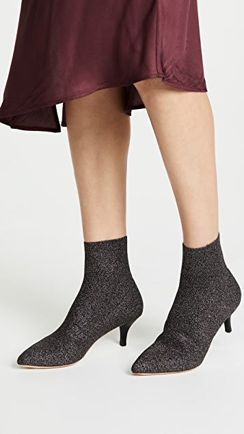 fcf348a8799 Kassidy Stretch Low Heel Booties