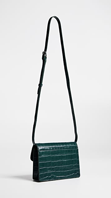 Loeffler Randall Mini Minimal Rider Bag