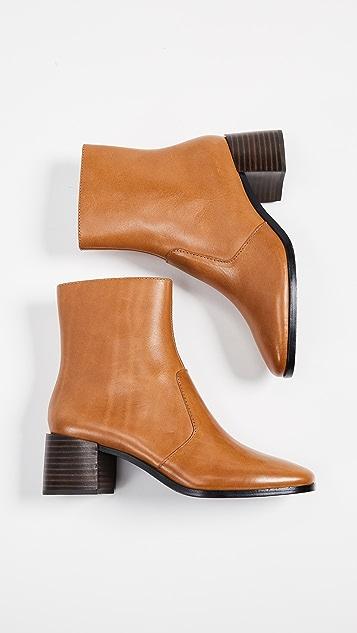 Loeffler Randall Grant Square Toe Boots
