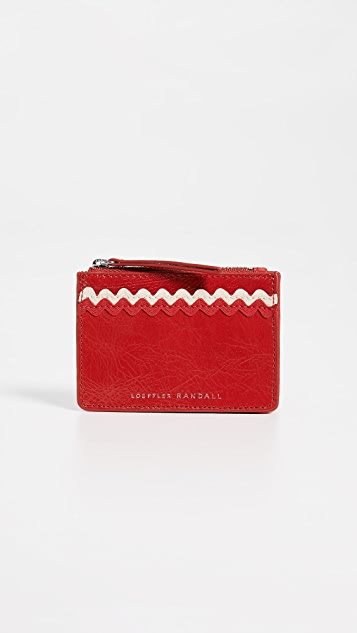 Loeffler Randall Nina Card Wallet