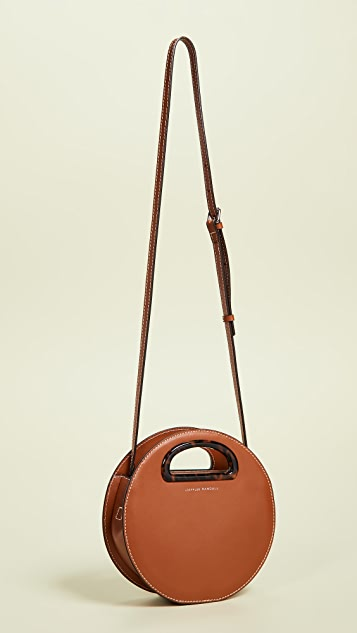 Loeffler Randall Indy Circle Crossbody Bag