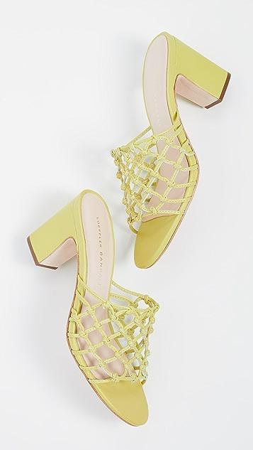 Loeffler Randall Tyler Caged Sandals