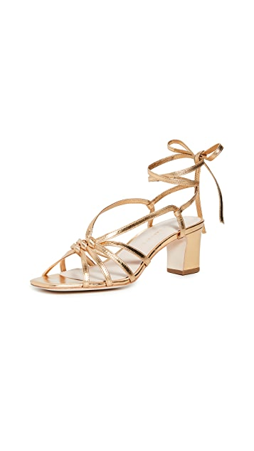 Loeffler Randall Libby Knotted Wrap Sandals