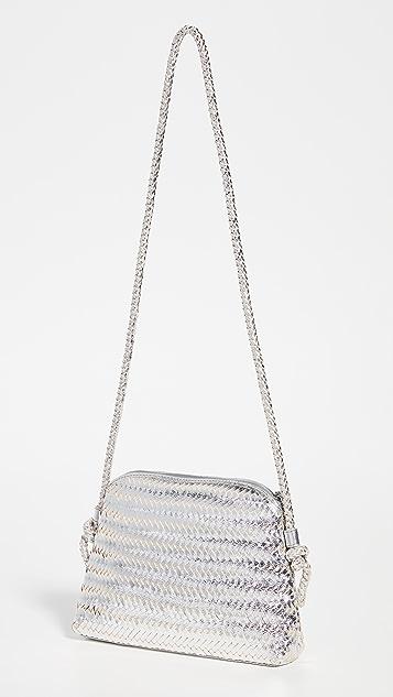 Loeffler Randall Плетеная сумка через плечо Mallory