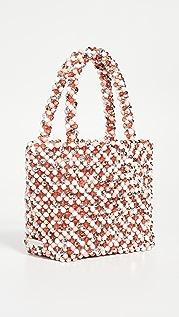 Loeffler Randall Mina Beaded Tote Bag