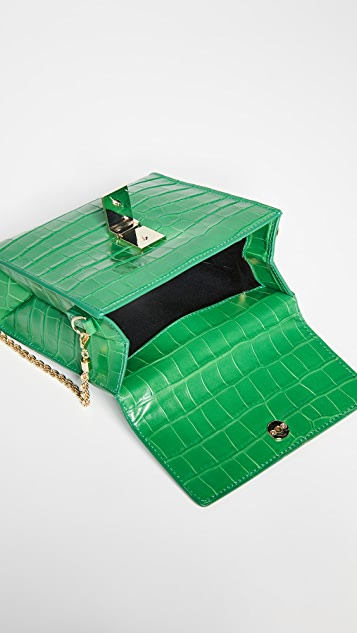 Loeffler Randall Tani 迷你方形斜挎包