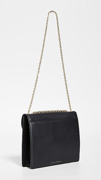 Loeffler Randall Квадратная сумка Marla с цепочкой