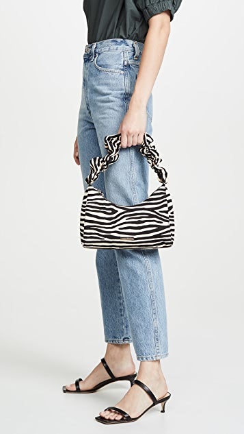 Loeffler Randall Aurora Scrunchie Strap Shoulder Bag