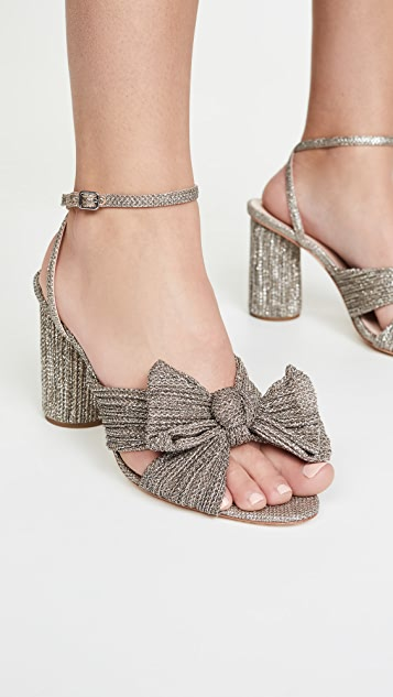 Loeffler Randall Camellia Knot Sandals