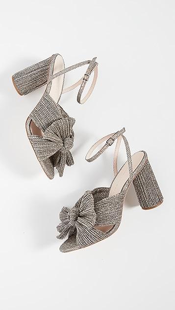 Loeffler Randall Camellia 结饰凉鞋