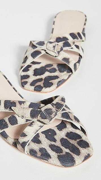 Loeffler Randall Изящные сандалии с ремешками Eveline