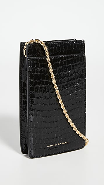 Loeffler Randall Augusta Phone Crossbody Bag