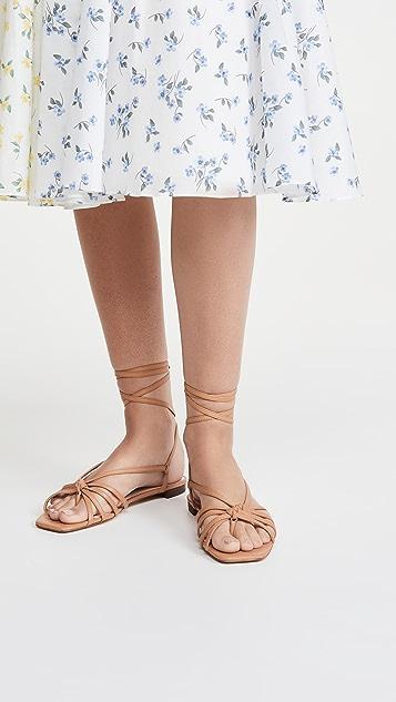 Loeffler Randall Lorelai 环绕式凉鞋