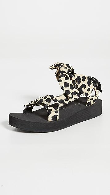 Loeffler Randall Maisie Sport 凉鞋