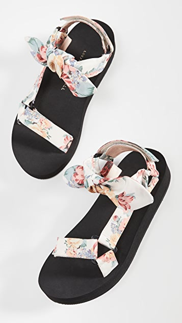 Loeffler Randall Спортивные сандалии Maisie