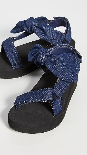 Loeffler Randall Maisie Sport Sandals