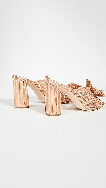Loeffler Randall Penny Knot Mule Slides