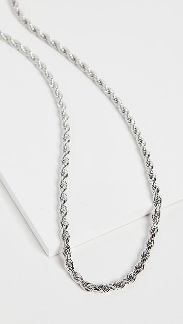 Loeffler Randall Sylvie Chain Link Necklace