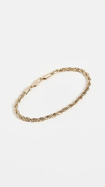 Loeffler Randall Kayla Chain Link Bracelet