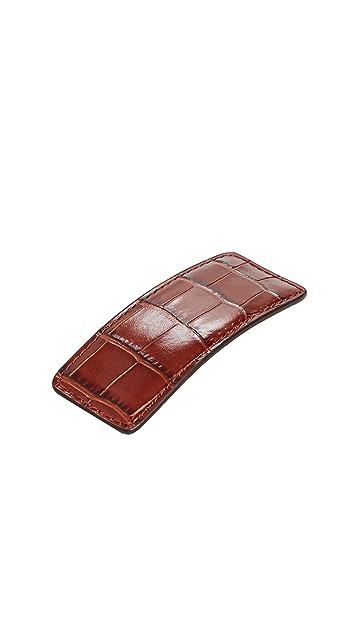 Loeffler Randall Wren Leather Barette
