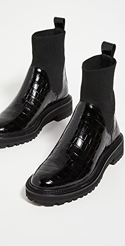 Loeffler Randall - Bridget Chelsea Combat Boots