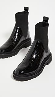 Loeffler Randall Bridget 切尔西军靴