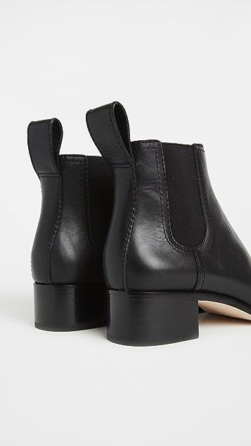 Loeffler Randall Nellie Block Heel Chelsea Boots