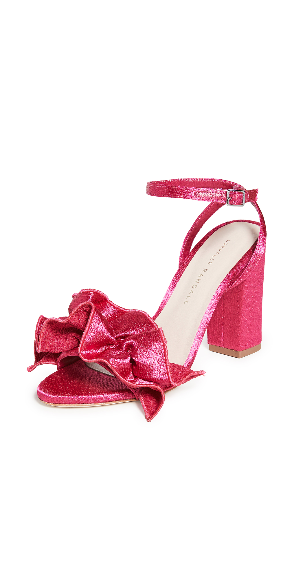 Loeffler Randall Savannah Heel Sandals