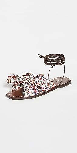 Loeffler Randall - Peony Wrap Sandals