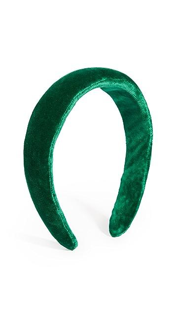 Loeffler Randall Wide Puffy Headband
