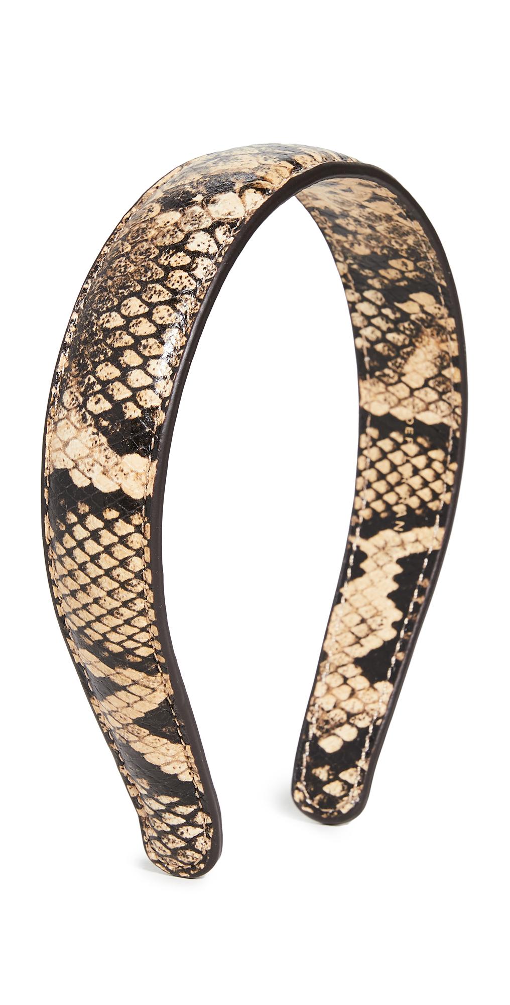 Loeffler Randall Leather Headband