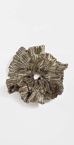 Loeffler Randall - Pleated Edge Scrunchie