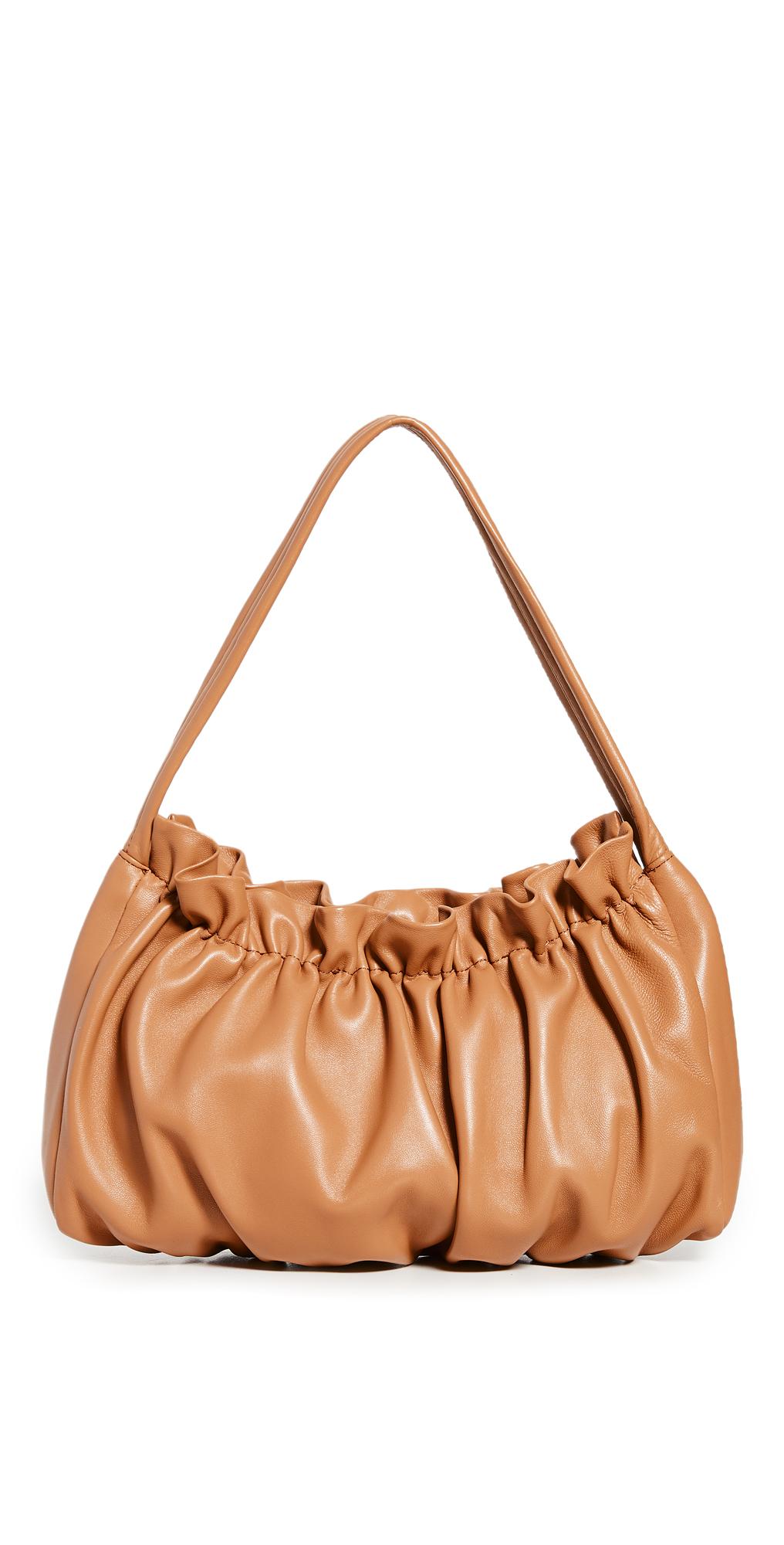 Loeffler Randall Alicia Gathered Baguette Bag