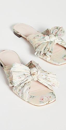 Loeffler Randall - Daphne Flat Sandals
